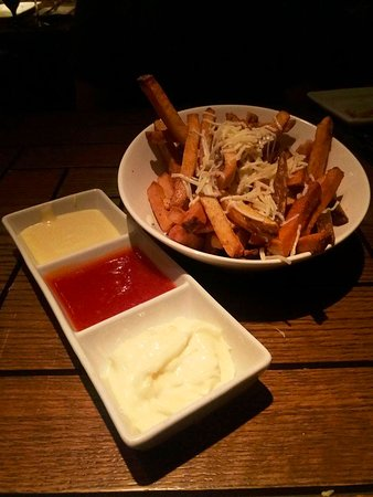 truffle-fries